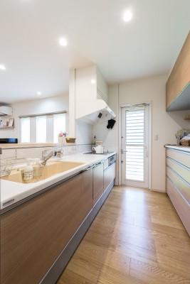 施工事例022-キッチン